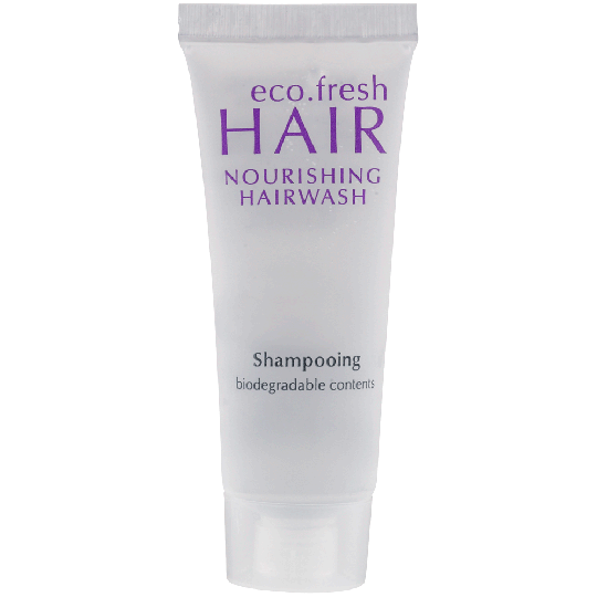 eco fresh shampoo 15ml