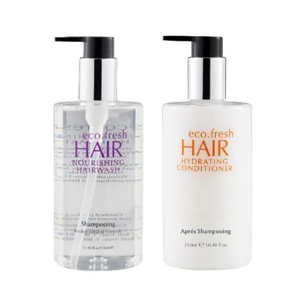 eco fresh shampoo and conditioner