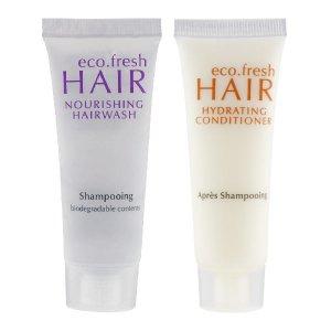 eco fresh shampoo and conditioner 30ml