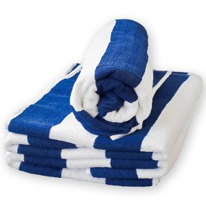 Pool Towel Striped