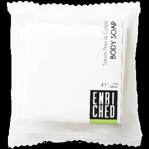 Enriched soap 24g