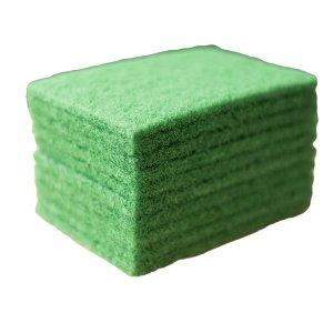 green scourer