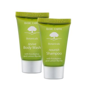 basic earth shampoo and bodywash