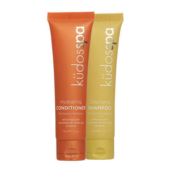 kudos shampoo and conditioner 30ml