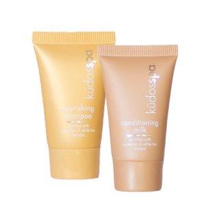kudos spa shampoo conditioner 15ml
