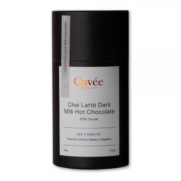 Cuvee hot chocolate